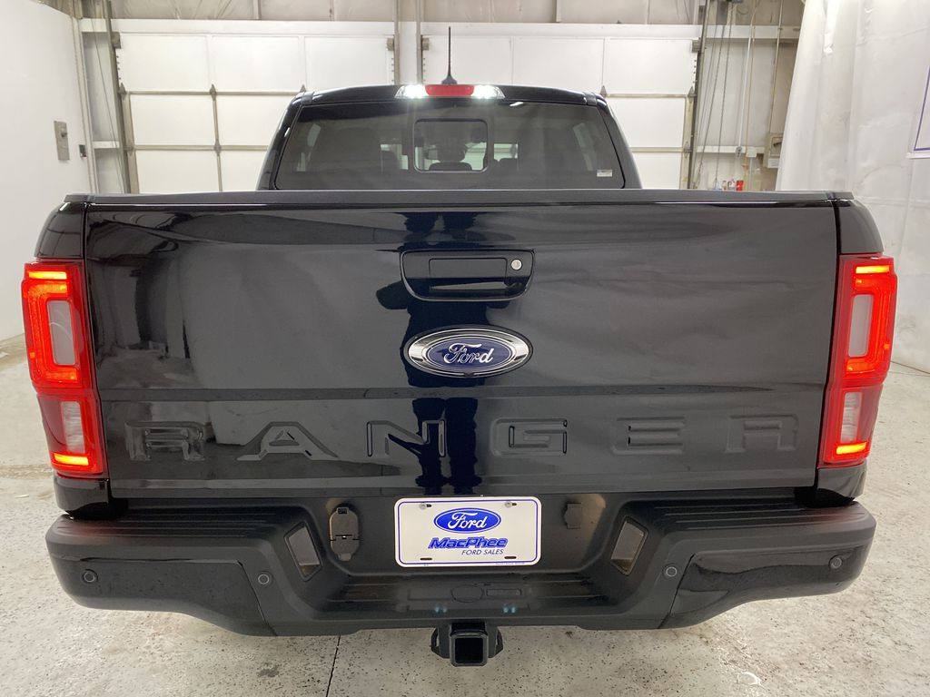 Black[Shadow Black] 2021 Ford Ranger Rear of Vehicle Photo in Dartmouth NS