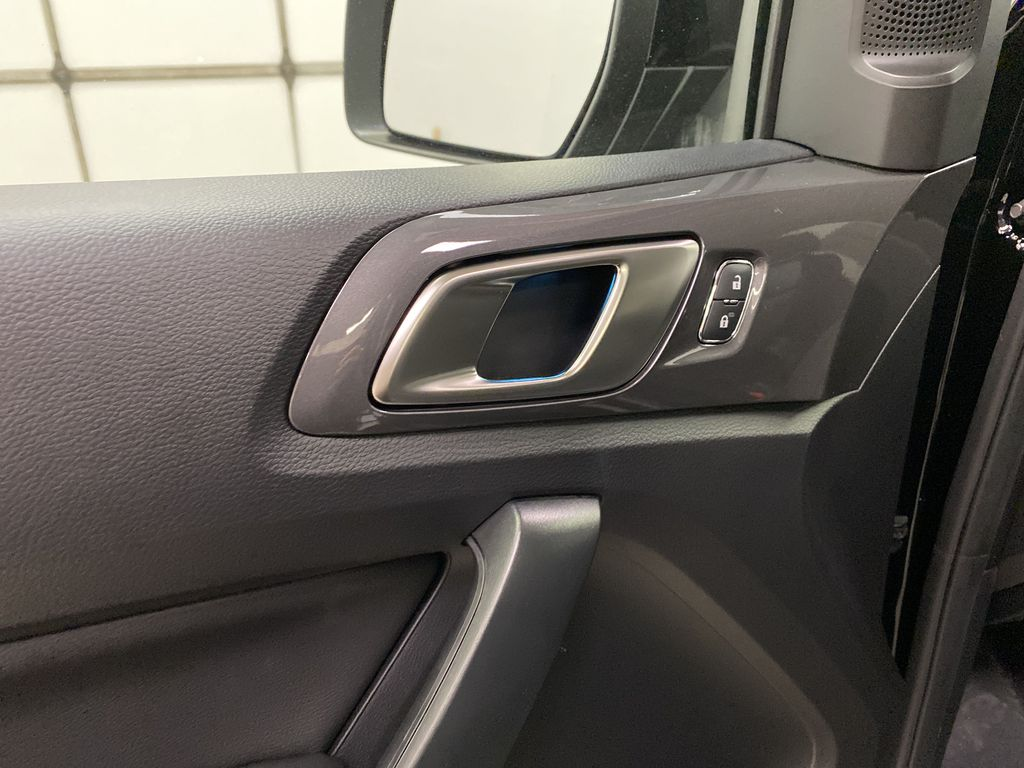 Black[Shadow Black] 2021 Ford Ranger  Driver's Side Door Controls Photo in Dartmouth NS