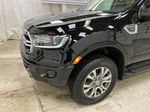 Black[Shadow Black] 2021 Ford Ranger Left Front Corner Photo in Dartmouth NS