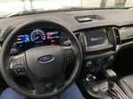Black[Shadow Black] 2021 Ford Ranger Steering Wheel and Dash Photo in Dartmouth NS