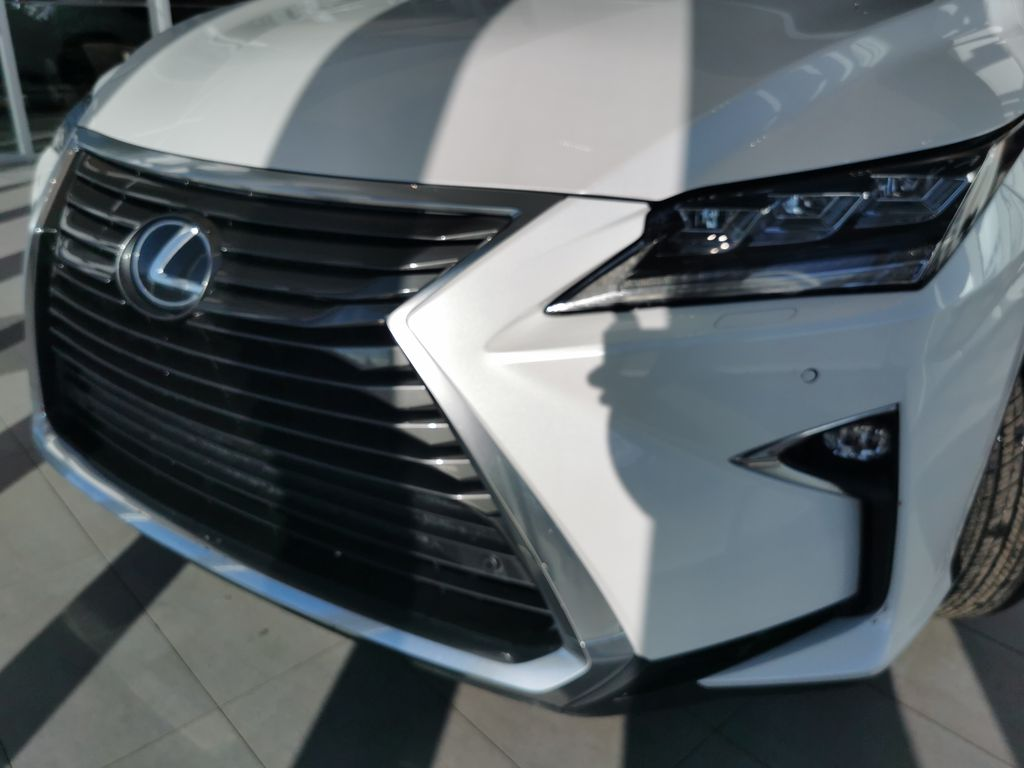 2016 Lexus RX 350 Left Front Head Light / Bumper and Grill in Edmonton AB