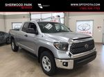 Silver[Silver Sky Metallic] 2019 Toyota Tundra TRD Off-Road Double Cab 4x4 Primary Photo in Sherwood Park AB