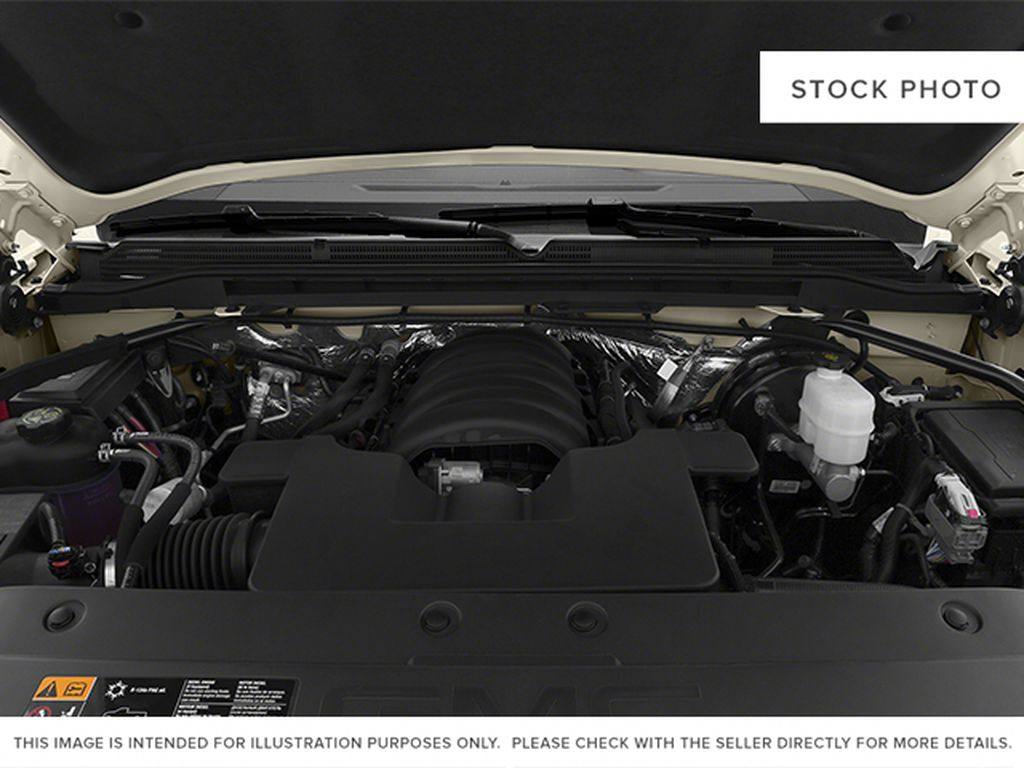 Brown[Bronze Alloy Metallic] 2014 GMC Sierra 1500 Engine Compartment Photo in Fort Macleod AB