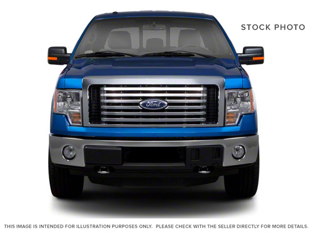Red 2011 Ford F-150 Front Vehicle Photo in Fort Macleod AB