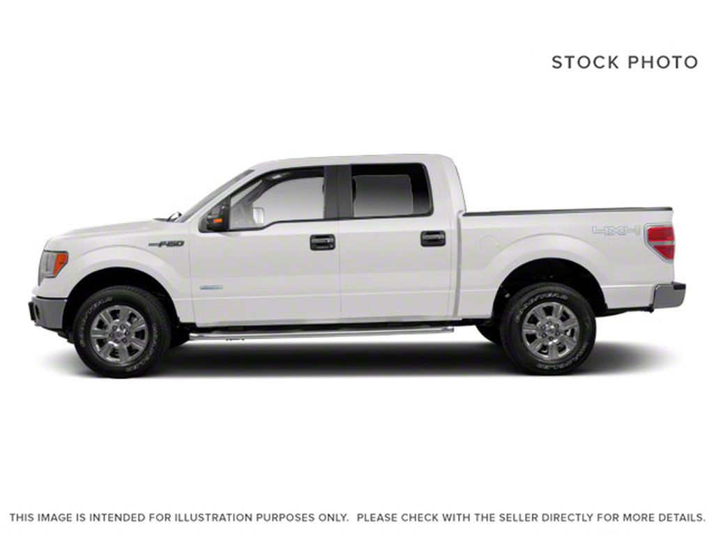 Red 2011 Ford F-150 Left Side Photo in Fort Macleod AB