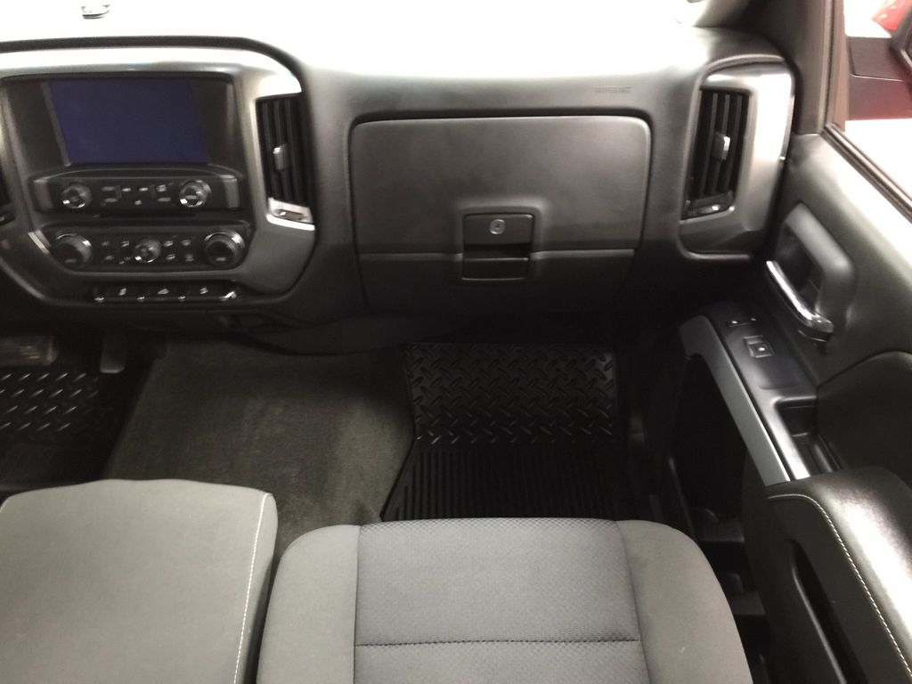 Red[Victory Red] 2015 Chevrolet Silverado 1500 LT Right Front Seat Photo in Sherwood Park AB