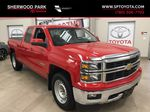 Red[Victory Red] 2015 Chevrolet Silverado 1500 LT Primary Photo in Sherwood Park AB
