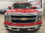 Red[Victory Red] 2015 Chevrolet Silverado 1500 LT Front Vehicle Photo in Sherwood Park AB