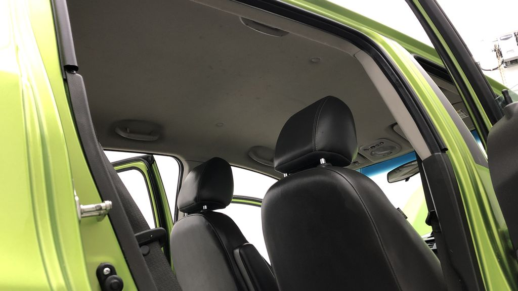 Green[Lime] 2015 Chevrolet Spark LT - AUTO,  Bluetooth, Automatic, SiriusXM Radio Headliner / Equipment Photo in Winnipeg MB