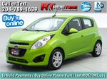 Green[Lime] 2015 Chevrolet Spark LT - AUTO,  Bluetooth, Automatic, SiriusXM Radio Primary Photo in Winnipeg MB