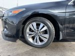 Black 2009 Honda Accord Cpe Left Front Corner Photo in Brampton ON