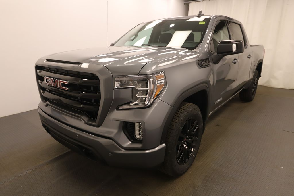 Dark Grey 2021 GMC Sierra 1500 Left Front Head Light / Bumper and Grill in Lethbridge AB