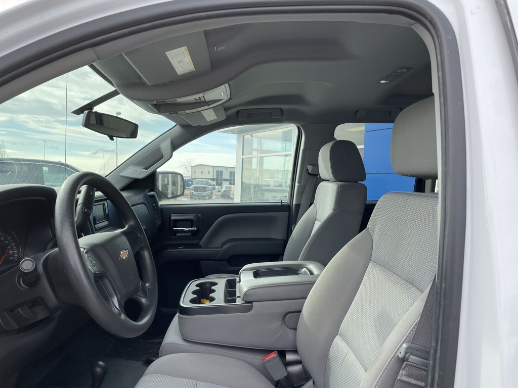 White[Summit White] 2014 Chevrolet Silverado 1500 Sunroof Photo in Fort Macleod AB