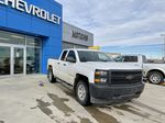White[Summit White] 2014 Chevrolet Silverado 1500 Left Front Corner Photo in Fort Macleod AB
