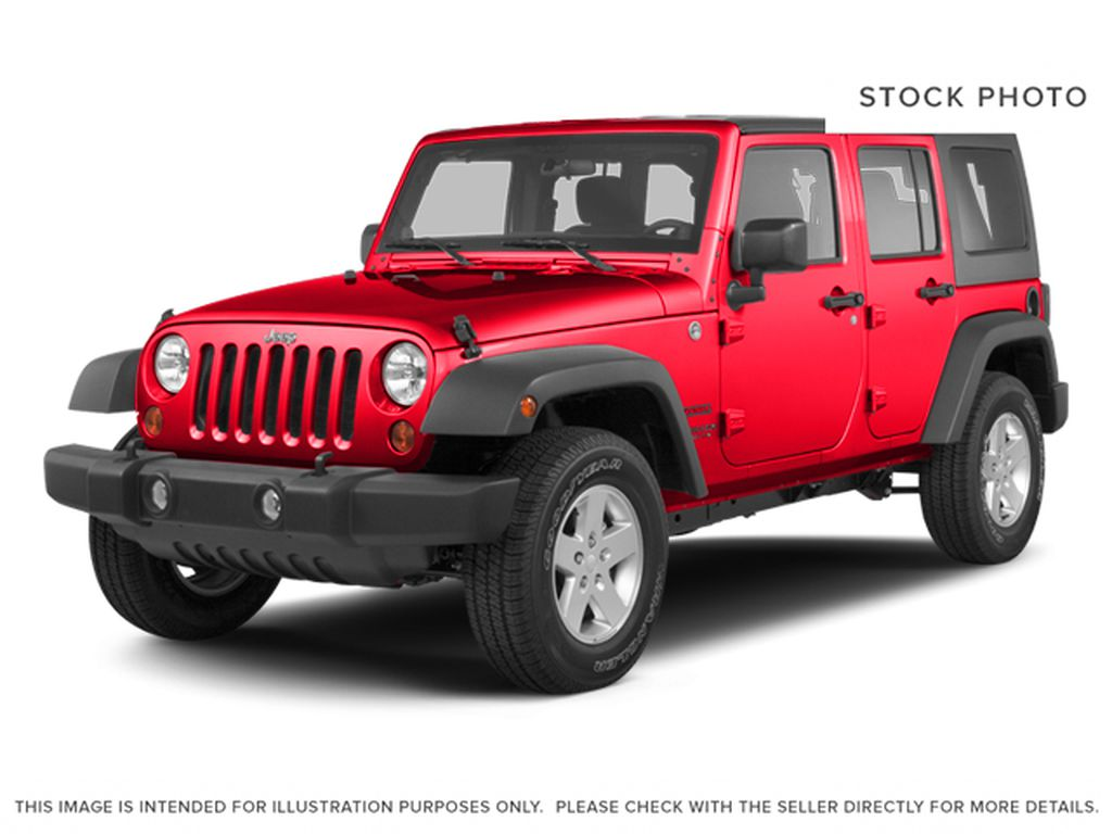Red[Flame Red] 2013 Jeep Wrangler Unlimited