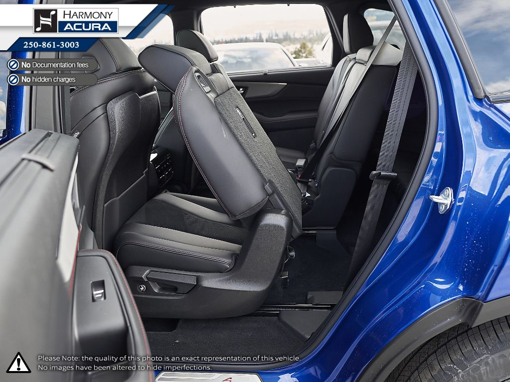 BLUE B-621P 2022 Acura MDX Engine Compartment Photo in Kelowna BC