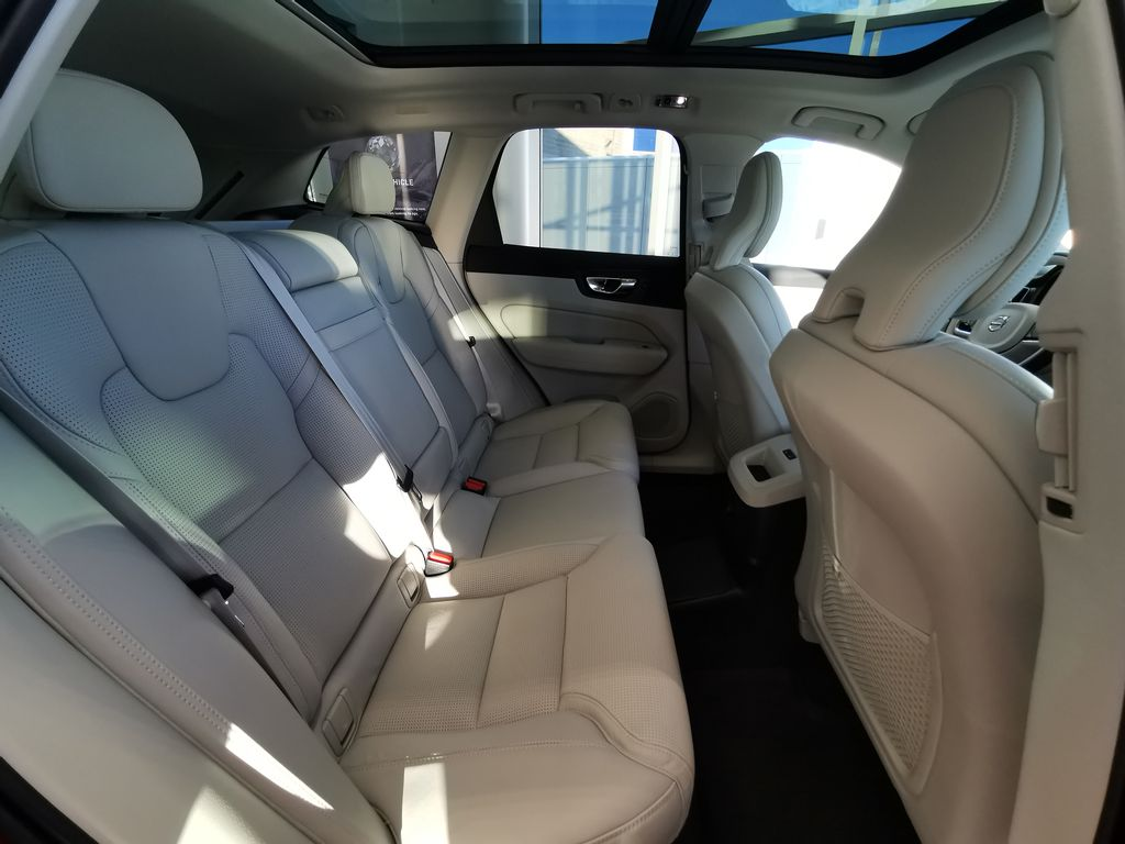 Red[Fusion Red Metallic] 2020 Volvo XC60 Right Side Rear Seat  Photo in Edmonton AB