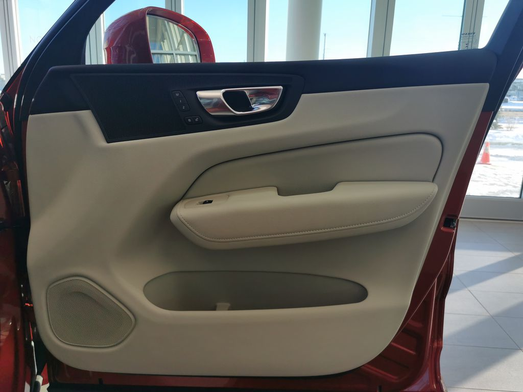Red[Fusion Red Metallic] 2020 Volvo XC60 Right Front Interior Door Panel Photo in Edmonton AB