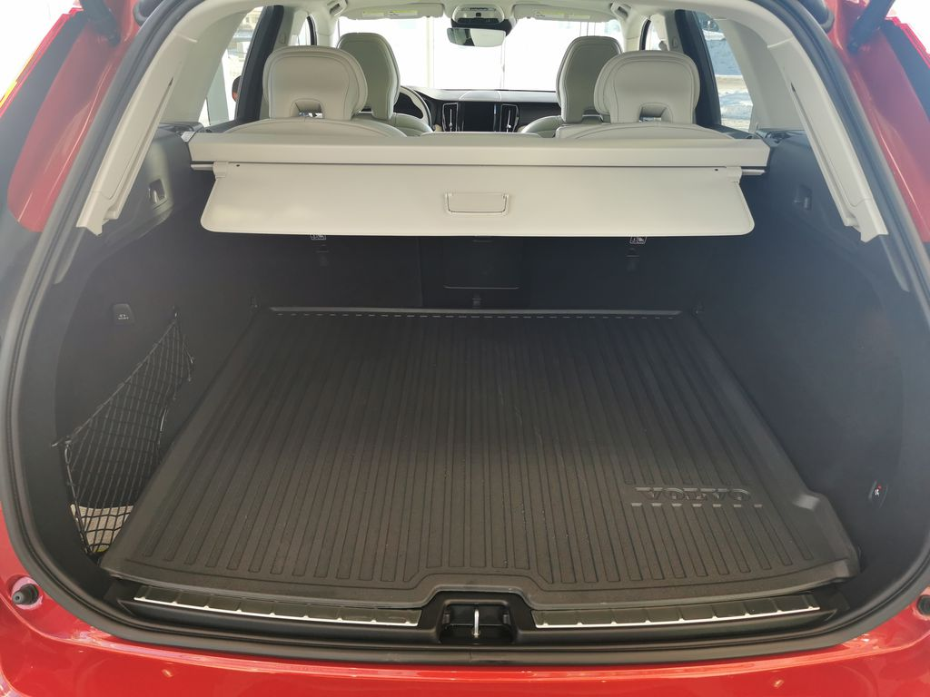Red[Fusion Red Metallic] 2020 Volvo XC60 Trunk / Cargo Area Photo in Edmonton AB