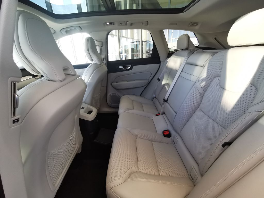 Red[Fusion Red Metallic] 2020 Volvo XC60 Left Side Rear Seat  Photo in Edmonton AB