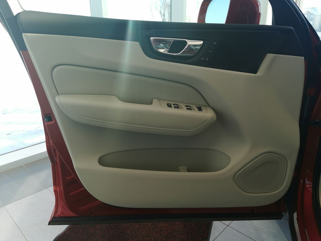 Red[Fusion Red Metallic] 2020 Volvo XC60 Left Front Interior Door Panel Photo in Edmonton AB