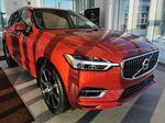 Red[Fusion Red Metallic] 2020 Volvo XC60 Right Front Corner Photo in Edmonton AB