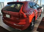 Red[Fusion Red Metallic] 2020 Volvo XC60 Right Rear Corner Photo in Edmonton AB
