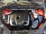 Red[Fusion Red Metallic] 2020 Volvo XC60 Engine Compartment Photo in Edmonton AB