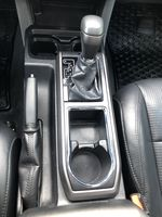 Gray[Cement Grey Metallic] 2019 Toyota Tacoma SR5 Center Console Photo in Canmore AB
