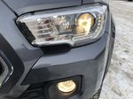 Gray[Cement Grey Metallic] 2019 Toyota Tacoma SR5 Left Front Head Light / Bumper and Grill in Canmore AB