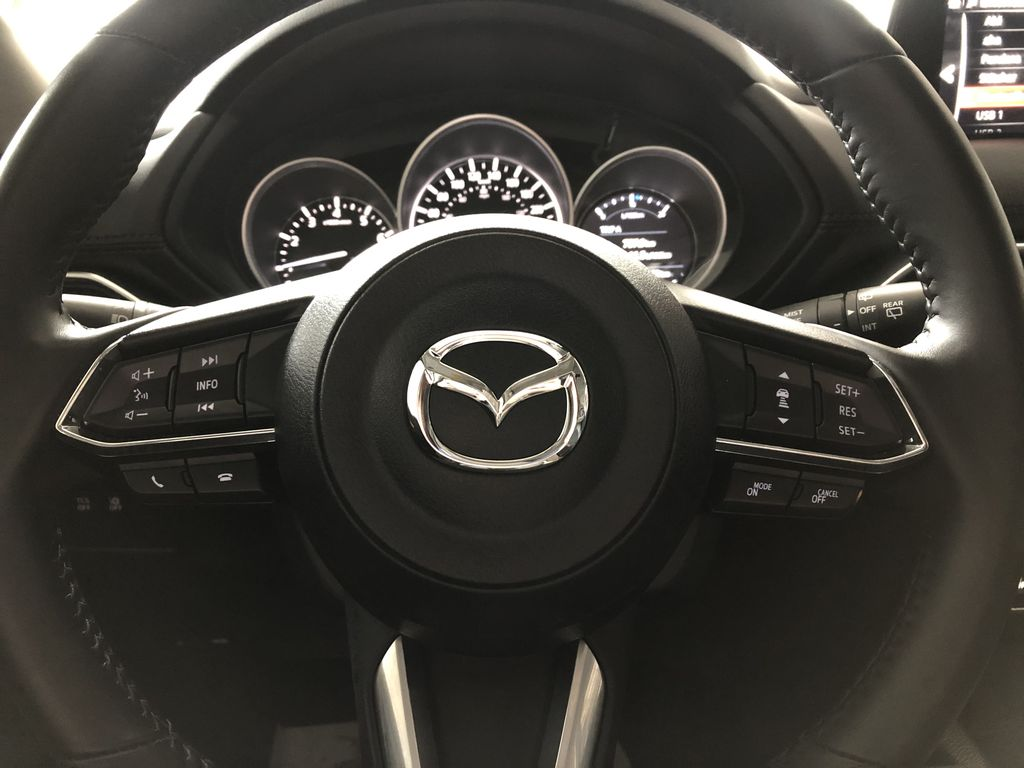 Grey 2019 Mazda CX-5 GS AWD Right Front Corner Photo in Edmonton AB