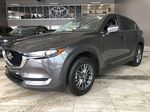 Grey 2019 Mazda CX-5 GS AWD Left Side Rear Seat  Photo in Edmonton AB