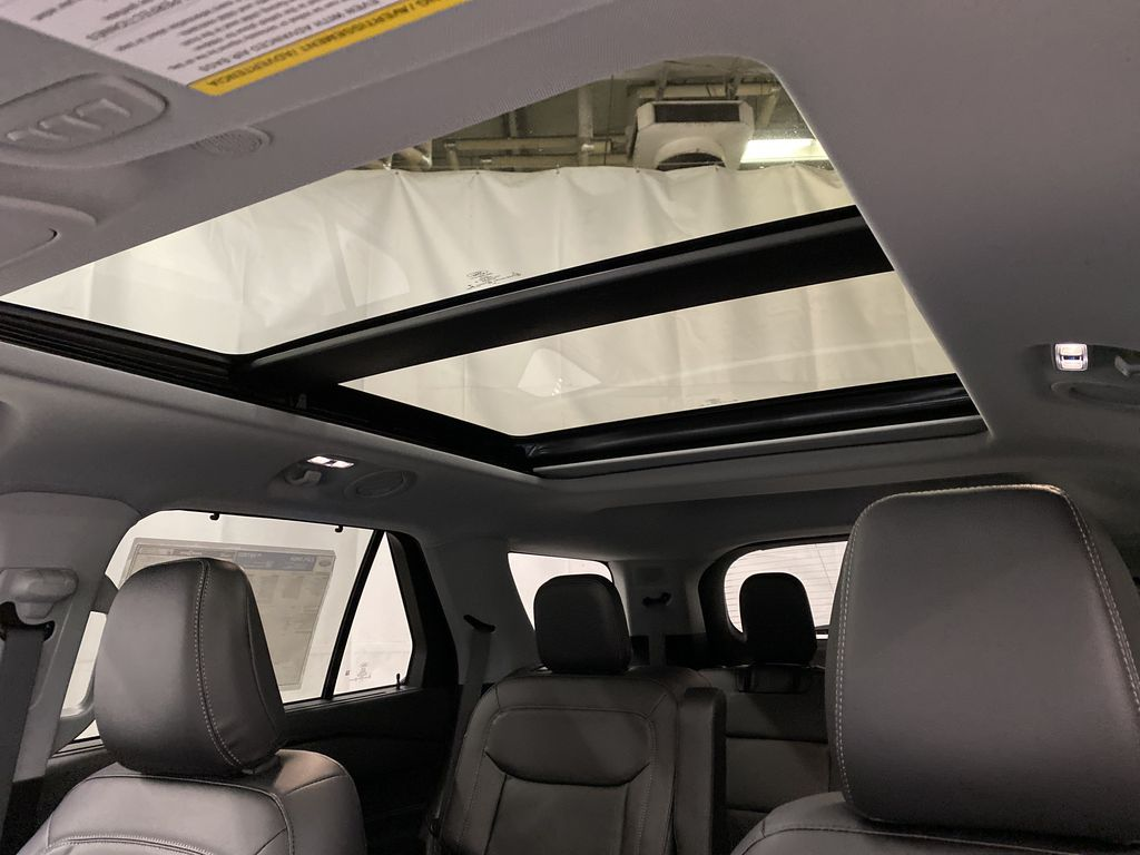 STERLING GREY METALLIC 2021 Ford Explorer Sunroof Photo in Dartmouth NS