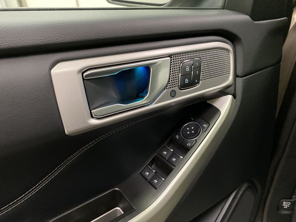 STERLING GREY METALLIC 2021 Ford Explorer  Driver's Side Door Controls Photo in Dartmouth NS