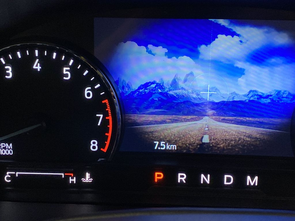 STERLING GREY METALLIC 2021 Ford Explorer Odometer Photo in Dartmouth NS