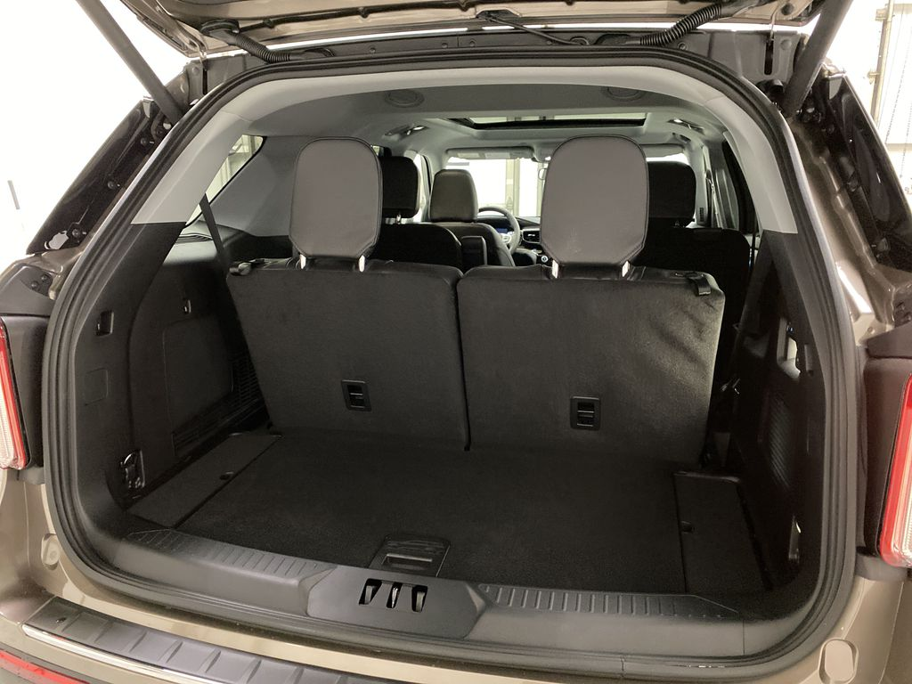 STERLING GREY METALLIC 2021 Ford Explorer Trunk / Cargo Area Photo in Dartmouth NS