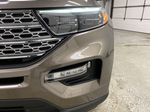 STERLING GREY METALLIC 2021 Ford Explorer Left Front Head Light / Bumper and Grill in Dartmouth NS