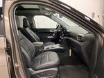 STERLING GREY METALLIC 2021 Ford Explorer Right Side Front Seat  Photo in Dartmouth NS