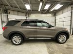 STERLING GREY METALLIC 2021 Ford Explorer Right Side Photo in Dartmouth NS