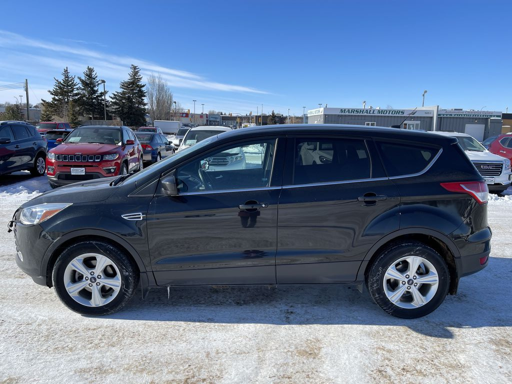 Black 2015 Ford Escape FWD 4dr SE *Heated Seats* *Backup Cam* *Bluetooth* Left Side Photo in Brandon MB