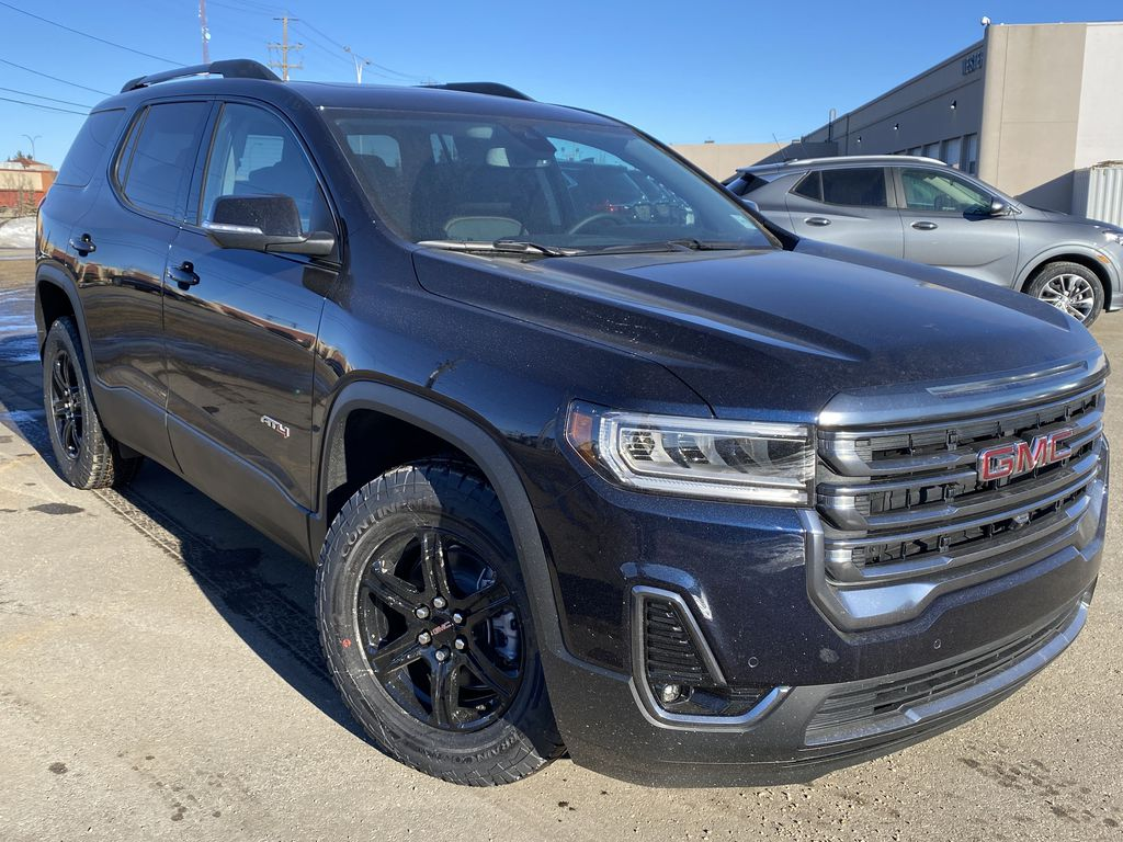 Blue[Midnight Blue Metallic] 2021 GMC Acadia