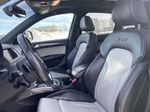 Black[Brilliant Black] 2017 Audi SQ5 Left Front Interior Photo in Edmonton AB