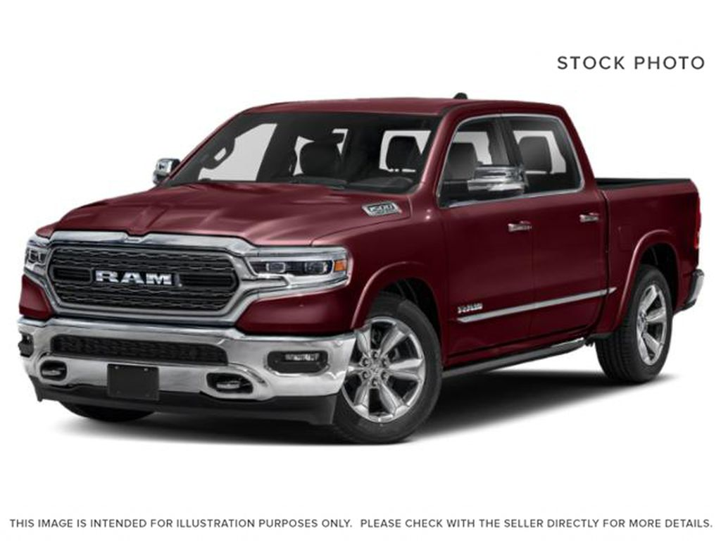 Red[Red Pearl] 2021 Ram 1500