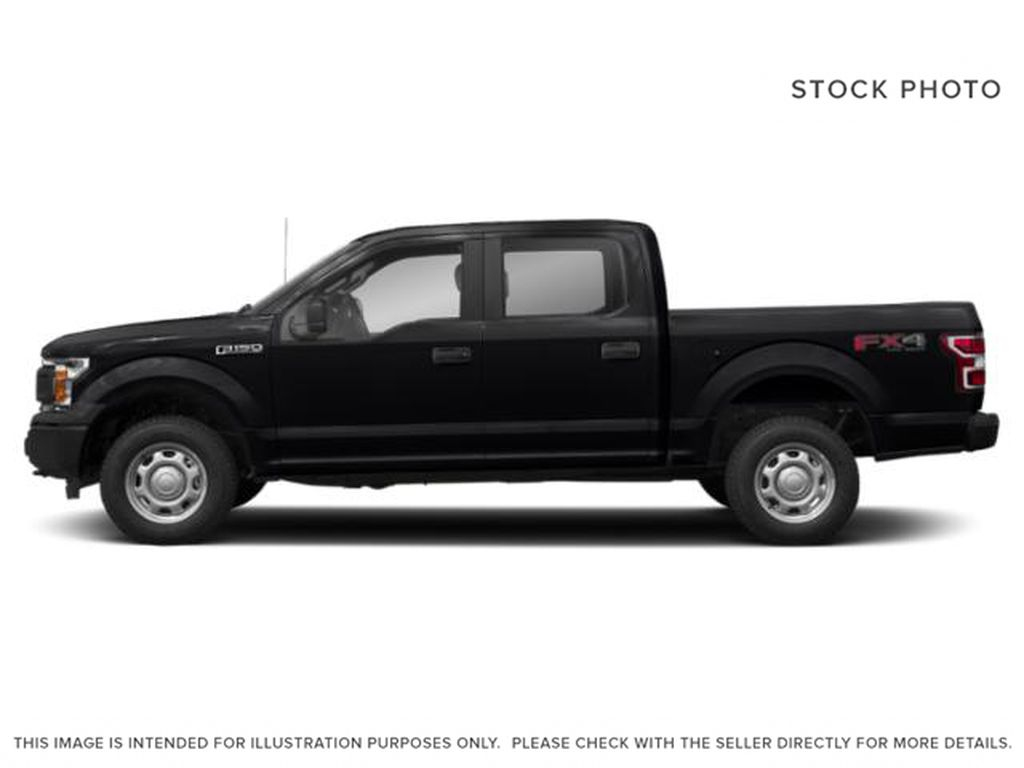 Black[Shadow Black] 2018 Ford F-150 Left Side Photo in Fort Macleod AB
