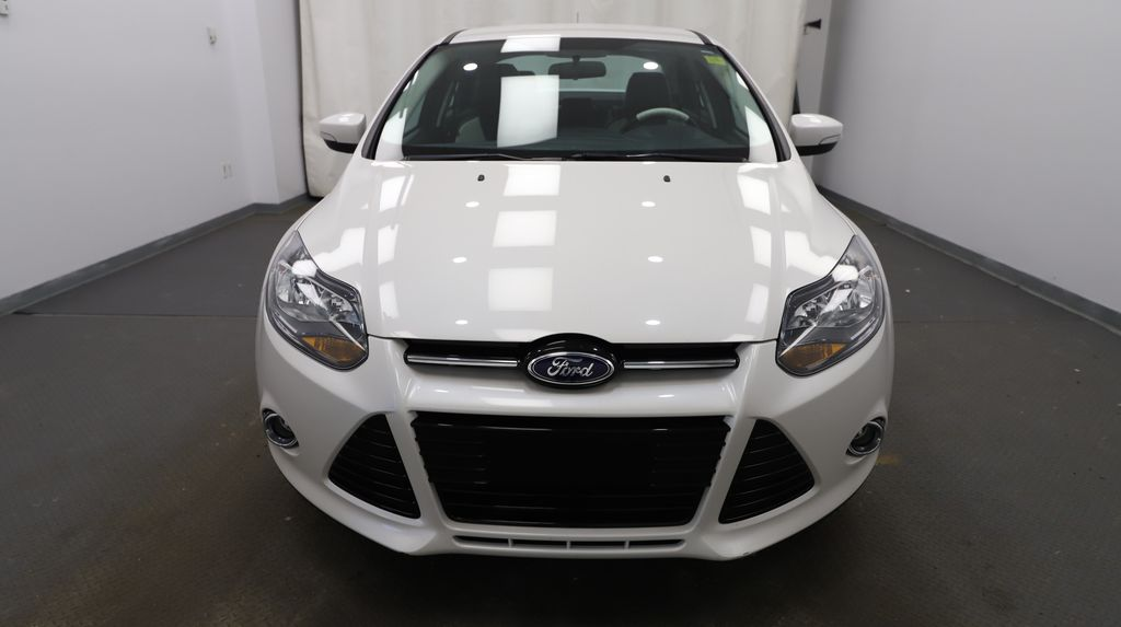 2013 Ford Focus Front Vehicle Photo in Lethbridge AB