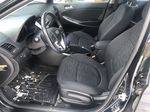Black[Ultra Black Pearl] 2015 Hyundai Accent Left Front Interior Photo in Canmore AB