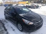 Black[Ultra Black Pearl] 2015 Hyundai Accent Primary Photo in Canmore AB