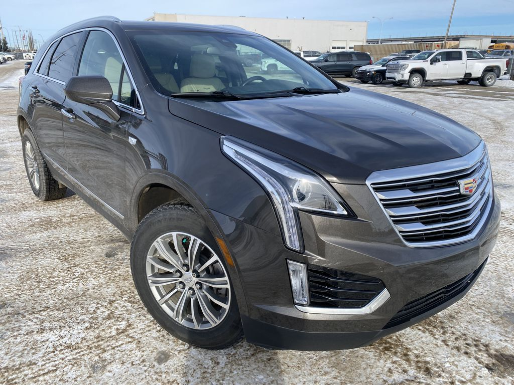 Brown[Dark Mocha Metallic] 2019 Cadillac XT5