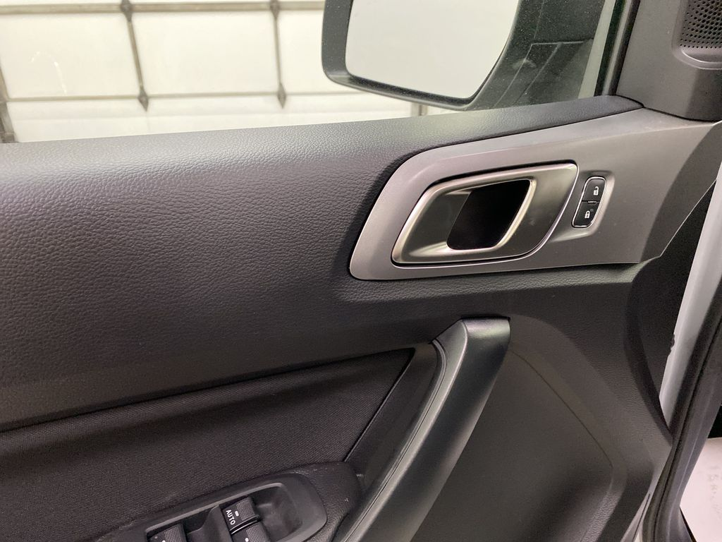 CACTUS GREY 2021 Ford Ranger  Driver's Side Door Controls Photo in Dartmouth NS