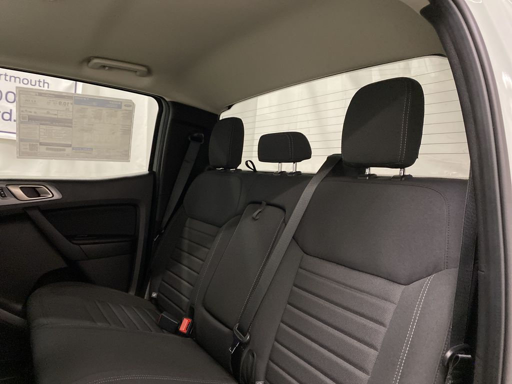 CACTUS GREY 2021 Ford Ranger Left Side Rear Seat  Photo in Dartmouth NS